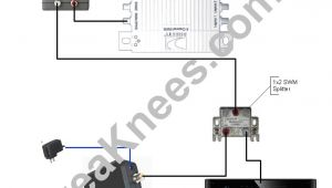 Directv Swm Splitter Wiring Diagram Directv Swm Wiring Diagrams and Resources