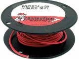 Diversitech Cp 22 Wiring Diagram Diversitech Wht20 Wire Ht 14g 10 Ft Black White by Diversitech
