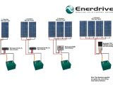 Diy solar Panel Wiring Diagram solar Panels Wiring for Three Series Find A Guide with Wiring