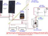 Diy solar Panel Wiring Diagram Two solar Panel Wiring Diagram Wiring Diagram Split
