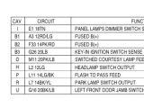 Dodge Headlight Switch Wiring Diagram 98 Dodge Ram Headlight Switch Wiring Wiring Diagram Files