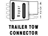 Dodge Truck Trailer Wiring Diagram 2003 Dodge Truck 4 Pin Trailer Wiring Diagram Wiring Diagram Rows