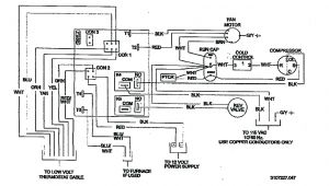 Dometic Rv Air Conditioner Wiring Diagram Rv Air Conditioners Wiring Diagram for Two Comfort Control Center 2