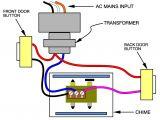 Doorbell Transformer Wiring Diagram Nutone Doorbell Wiring Diagram Free Wiring Diagram