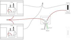 Doorbell Wiring Diagram Two Chimes Doorbell Wiring Diagram Two Chimes New Wiring Diagram for Doorbell