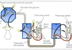 Double Pole Single Throw Switch Wiring Diagram Single Pole Vs 3 Way Hidemyassguide Com