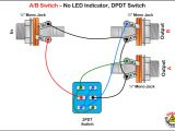 Dpdt Switch Wiring Diagram Guitar Pedal Switch Wiring Diagrams Wiring Diagrams