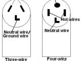 Dryer Receptacle Wiring Diagram Dryer Cord Installation Guide