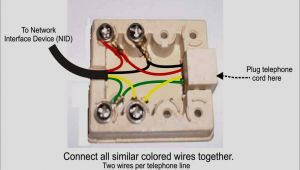 Dsl Phone Jack Wiring Diagram Phone Box Diagram 7 Wires Wiring Diagram Name