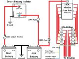 Dual Battery Wiring Diagram 12v Battery Wiring Wiring Diagram Name