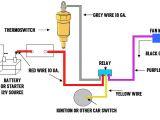 Dual Fan Relay Wiring Diagram 96 ford Thunderbird Cooling Fan Wiring Schematic Wiring Diagram Option