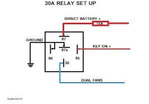 Dual Fan Relay Wiring Diagram Home Wiring Relay Wiring Diagram Mega