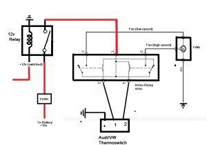 Dual Fan Relay Wiring Diagram Wiring the Taurus 2 Speed Fan Rx7club Com Mazda Rx7 forum