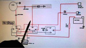 Dual Fan Wiring Diagram 2 Speed Electric Cooling Fan Wiring Diagram