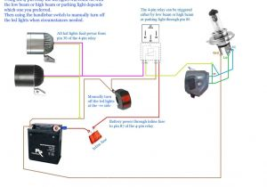 Dual Headlamp Relay Wiring Diagram Images Motorcycle Led Headlight Wiring Diagram Wiring