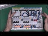 Dual Rcd Consumer Unit Wiring Diagram Dual Rcd Consumer Unit Youtube