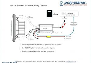 Dual Subwoofer Wiring Diagram Marine Subwoofer Wiring Diagram Data Diagram Schematic