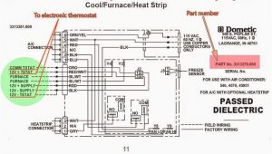 Duo therm Analog thermostat Wiring Diagram Wiring Diagram for Duo therm Analog 10 Wire thermostat