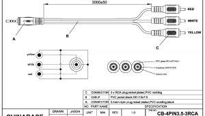 Dvi D to Vga Wiring Diagram Avi to Rca Wiring Diagram Wiring Diagram World