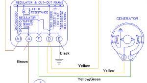 Dynamo Generator Motor Wiring Diagram In Car Amp Meter