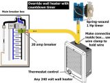Electric Baseboard Heater thermostat Wiring Diagrams Wall Heater Wire Diagram Pro Wiring Diagram