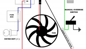 Electric Fan Wiring Diagram with Relay Electric Fan Installation Schematic Wiring Diagram Page