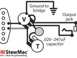 Electric Guitar Wiring Diagram One Pickup Simple Pickup Wiring Diagram Wiring Diagram Schema