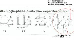 Electric Motor Capacitor Wiring Diagram Electric Motor Capacitor Wiring Diagram Fresh Wiring Diagram