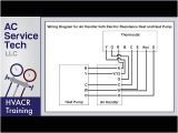 Electric Wall Heater Wiring Diagram thermostat Wiring Diagrams 10 Most Common Youtube