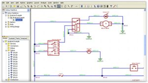 Electrical Wiring Diagram software Online Dg 2410 Electric Wiring Diagram Maker