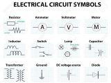 Electrical Wiring Diagram Symbols Pdf Electrical Schematic Symbols Circuit Symbols Schematics Wiring