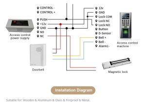 Electromagnetic Door Lock Wiring Diagram Good Quality Access Control Signal Electromagnetic Lock