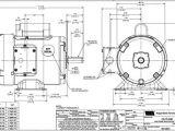 Elite Boat Lift Motor Wiring Diagram 1 2 Hp 3450 Rpm 56 Frame Tefc 115 208 230 Volts Leeson