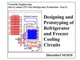 Embraco Start Relay Wiring Diagram Transfair Refrigerator Cooling Circuit Designing Transfair