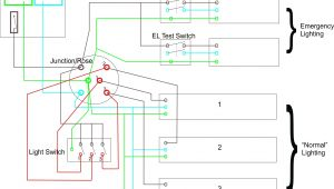 Emergency Key Switch Wiring Diagram Diagram for Emergency Lighting 6 Best Images Of Emergency Lighting