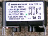 Emerson 90 380 Relay Wiring Diagram 90 370 White Rodgers Fan Relay
