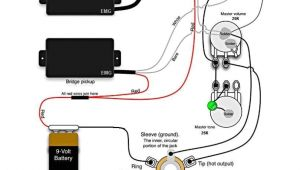 Emg Bass Pickups Wiring Diagram Emg Bass Pickups Wiring Diagram Best Of Guitar Wiring Diagrams 2