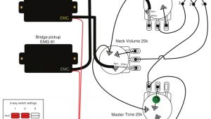 Emg Wiring Diagram 1 Volume Emg B103rb Wiring Diagram Wiring Diagram