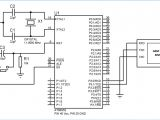 Engine Interface Module Wiring Diagram Gsm Module Interfacing with 8051 Microcontroller at89s52