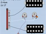 Esp Ltd Ec 256 Wiring Diagram Question New Pickups but something isn T Right Guitar