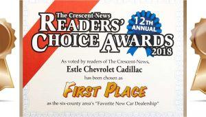 Estle Chevrolet Cadillac Estle Chevrolet In Defiance A toledo Van Wert Napoleon Oh