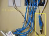 Ethernet Cable Wire Diagram How to Wire Your House with Cat5e or Cat6 Ethernet Cable Wiring