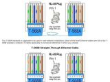Ethernet Cable Wiring Diagram Ethernet Cable Wiring Diagram B Professional Cat5e Wire Diagram