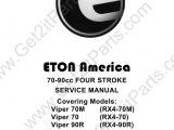 Eton Viper 50 Wiring Diagram E ton Viper 70m Service Manual Manualzz Com