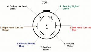 Etrailer 7 Pin Wiring Diagram ford 7 Way Plug Wiring Pro Wiring Diagram
