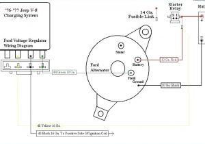 External Voltage Regulator Wiring Diagram 92 F350 Alternator Diagram Wiring Diagram Expert