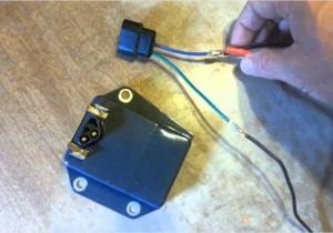 External Voltage Regulator Wiring Diagram How to Make A External Voltage Regulator to bypass A Dodge Computer