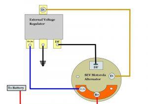 External Voltage Regulator Wiring Diagram Motorola Alternator Regulator Wiring Wiring Diagram Article Review