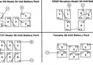 Ez Go Wiring Diagram 36 Volt Ezgo 36 Volt Battery Wiring Diagram Blog Wiring Diagram