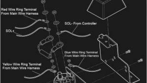 Ezgo Txt solenoid Wiring Diagram Wiring Diagram for Ezgo Electric 48v Txt Tct solenoid